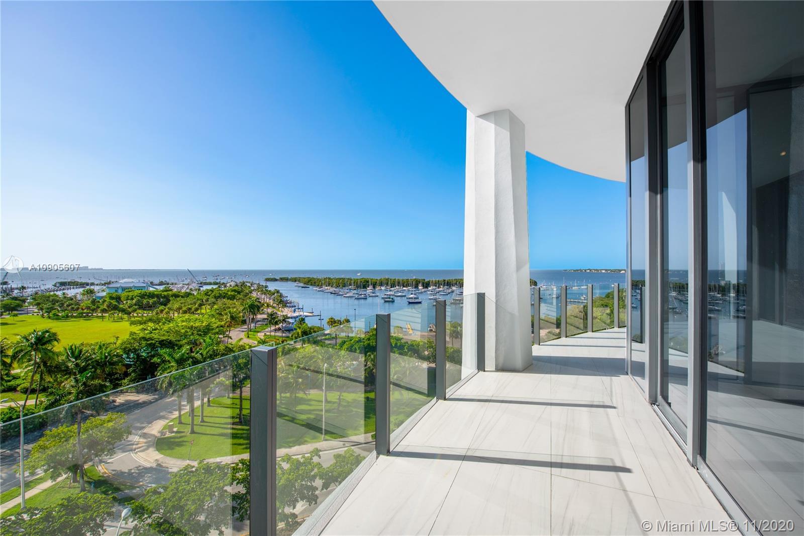 Park Grove Tower One #8A - 2811 S Bayshore Dr #8A, Miami, FL 33133