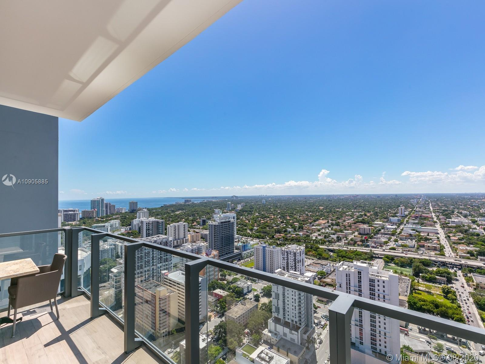 Rise Brickell City Centre #3410 - 88 SW 7th St #3410, Miami, FL 33130