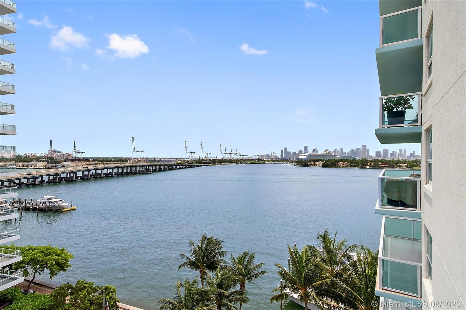 The Floridian #802 - 650 West Ave #802, Miami Beach, FL 33139