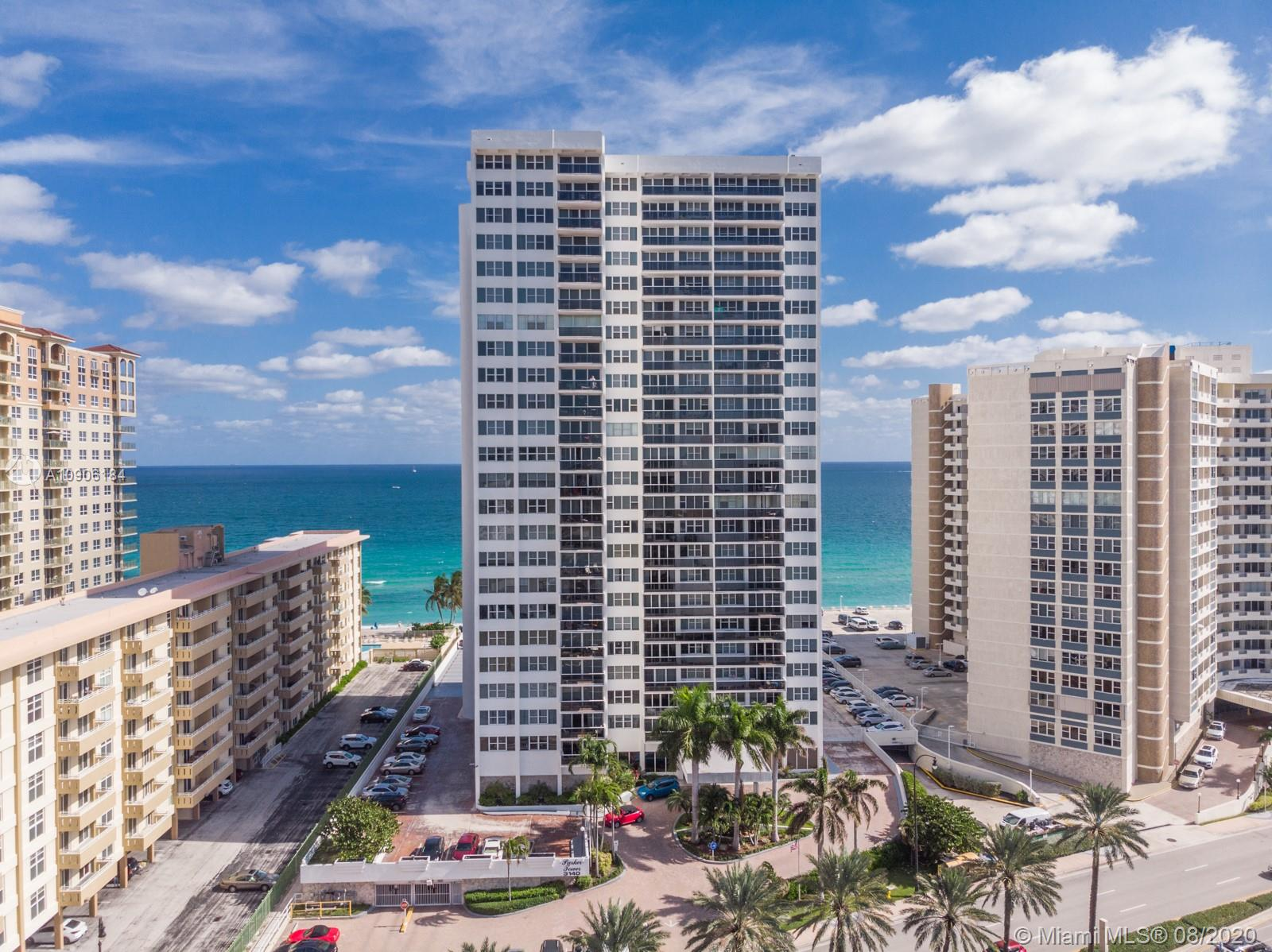 Parker Tower #411 - 3140 S Ocean Dr #411, Hallandale Beach, FL 33009