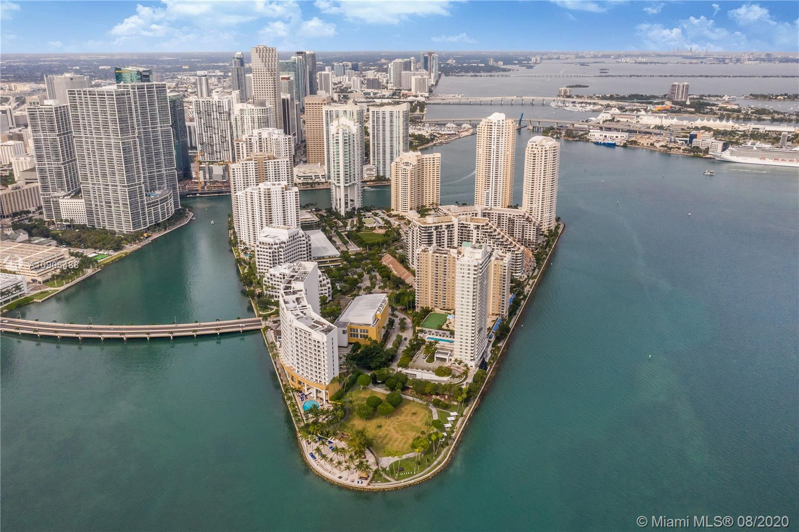 Photo of 888 BRICKELL KEY DR #1200 listing for Sale