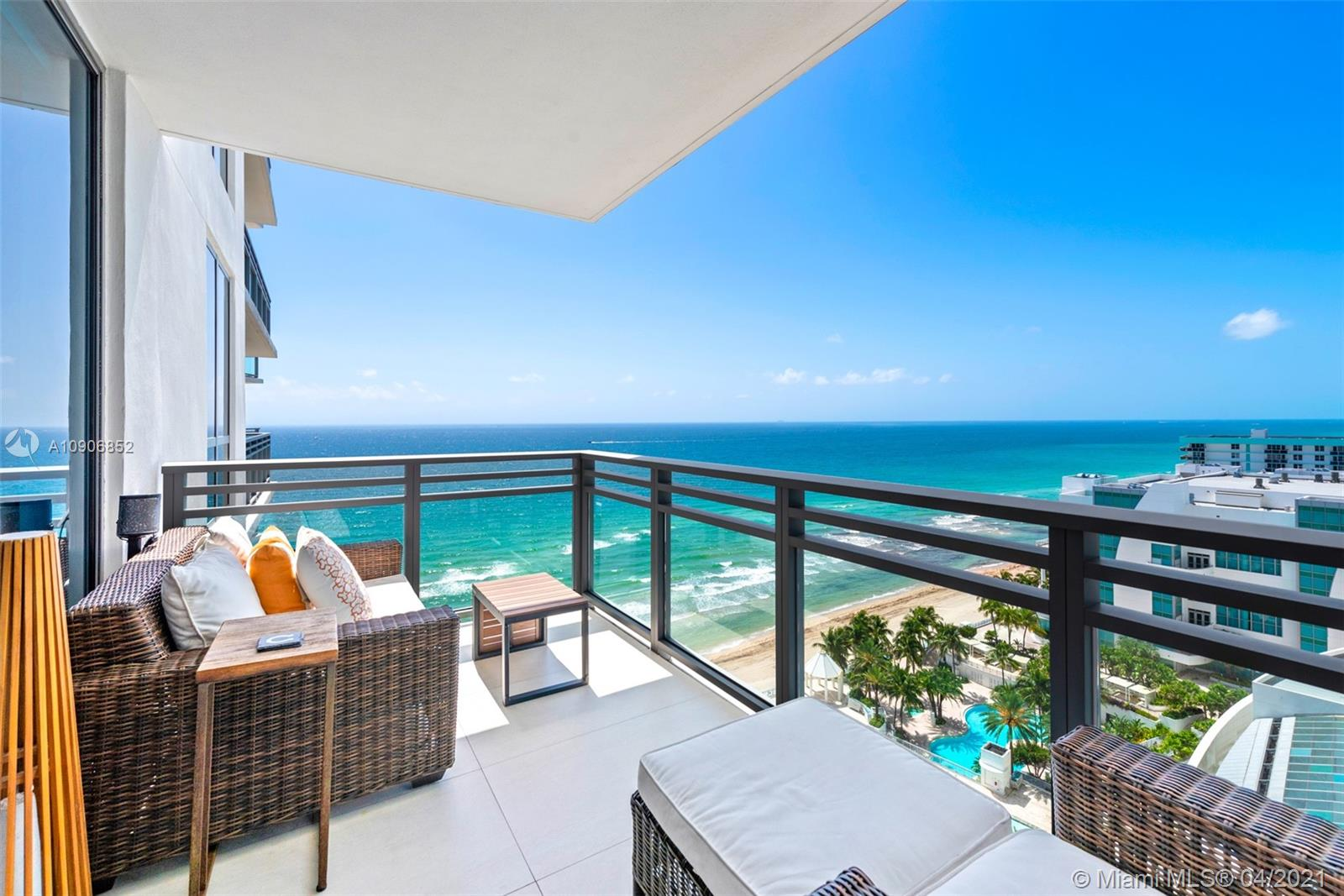 Diplomat Residences #1903 - 3535 S Ocean Dr #1903, Hollywood, FL 33019