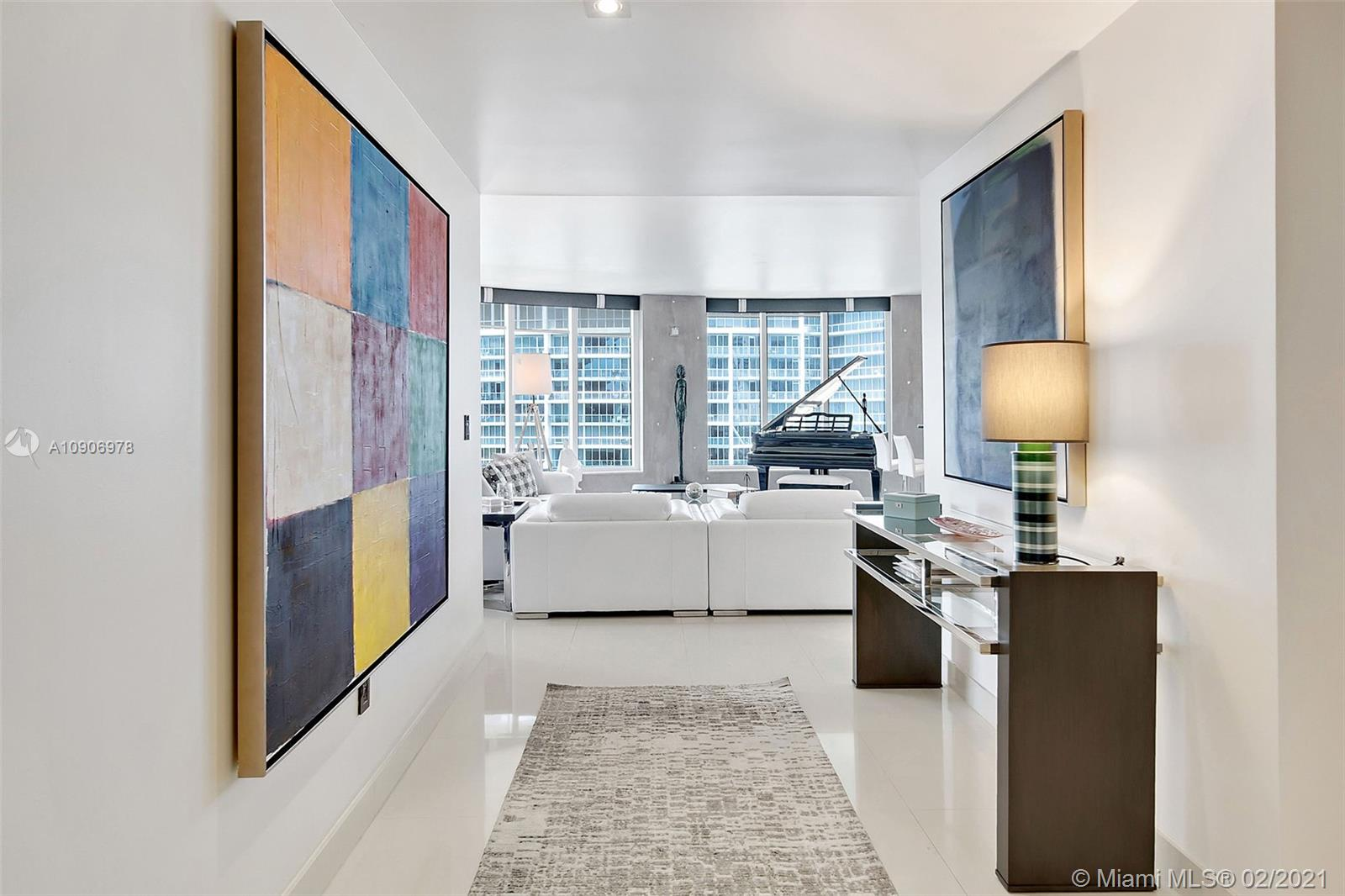 Carbonell #704 - 901 Brickell Key Blvd #704, Miami, FL 33131