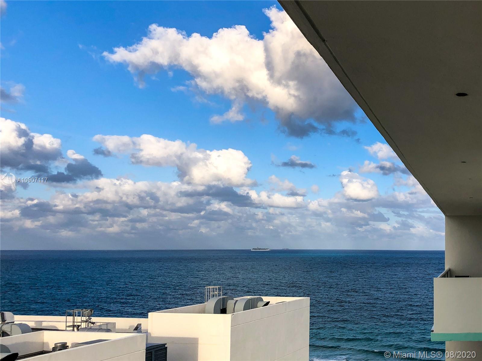Sea Air Towers #PH09 - 3725 S Ocean Dr #PH09, Hollywood, FL 33019
