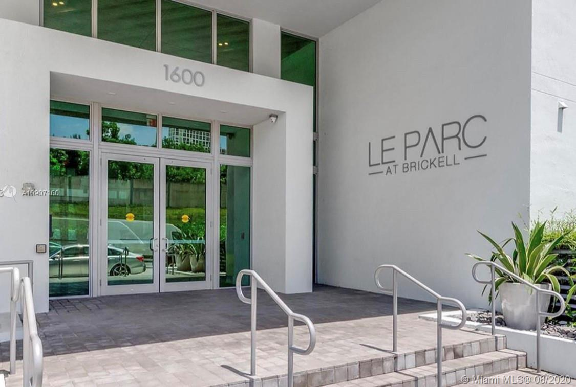 Le Parc At Brickell #708 - 1600 SW 1st Ave #708, Miami, FL 33129