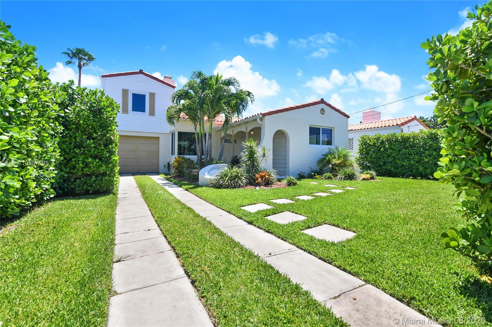 Normandy Beach - 8827 Carlyle Ave, Surfside, FL 33154