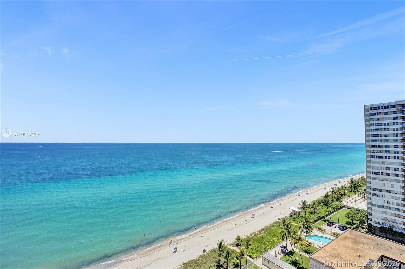 Malaga Towers One #19A - 1912 S Ocean Dr #19A, Hallandale Beach, FL 33009