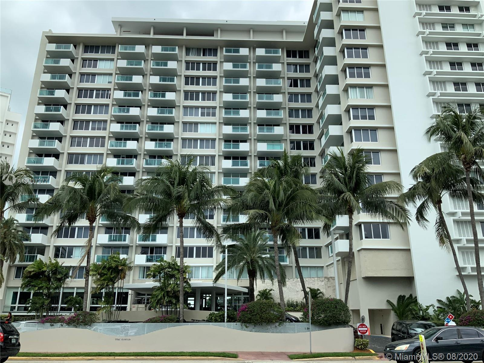 Mirador North #925 - 1200 West Ave #925, Miami Beach, FL 33139