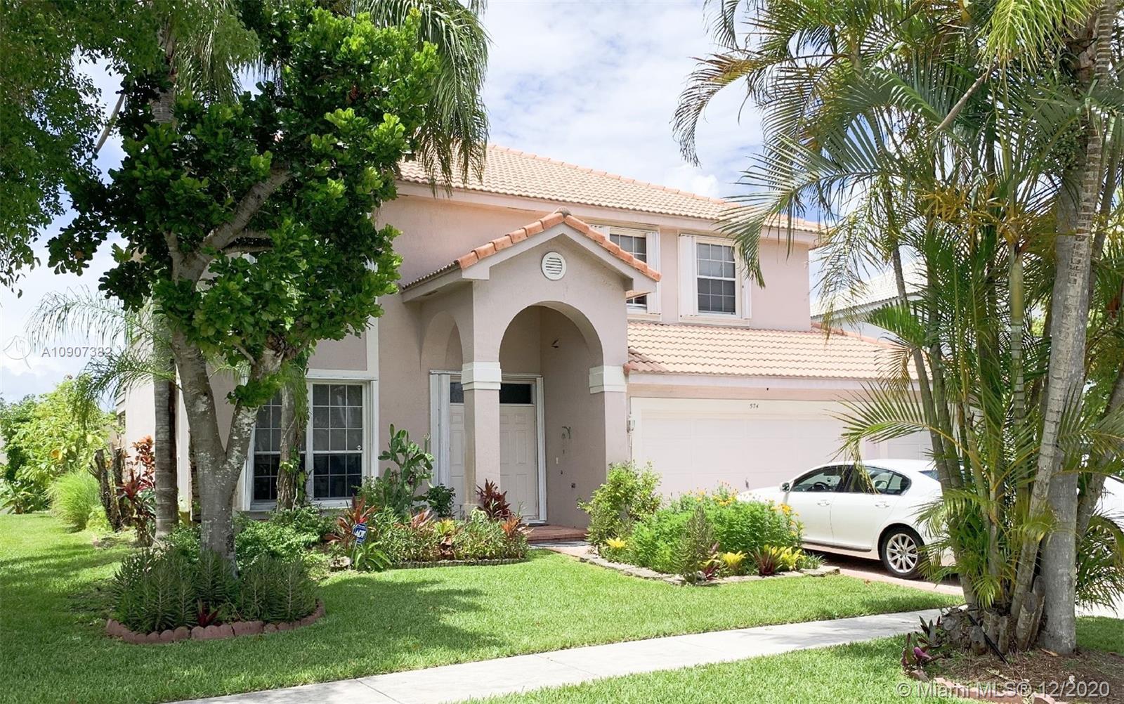 Silver Lakes - 574 SW 180th Ave, Pembroke Pines, FL 33029