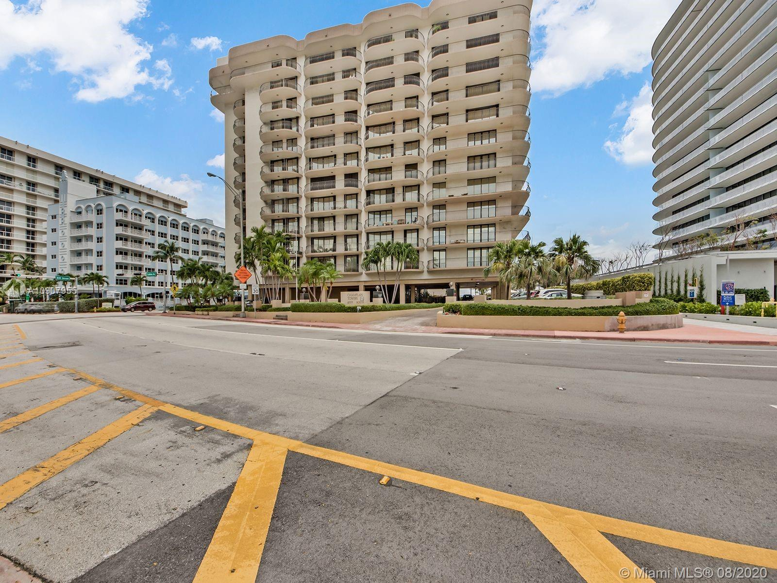 Champlain Towers South #610 - 8777 Collins Ave #610, Miami, FL 33154