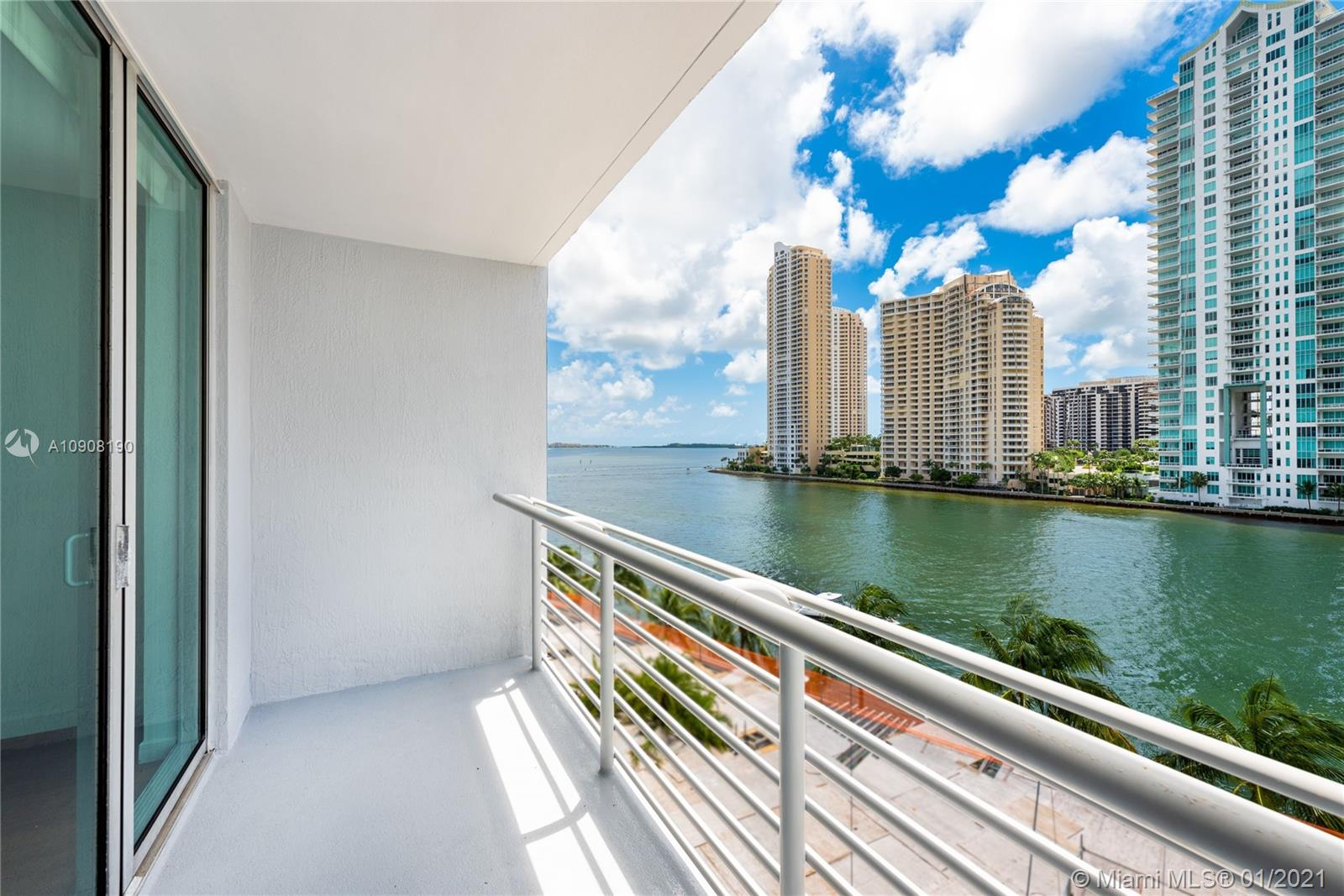 One Miami West #615 - 325 S Biscayne Blvd #615, Miami, FL 33131