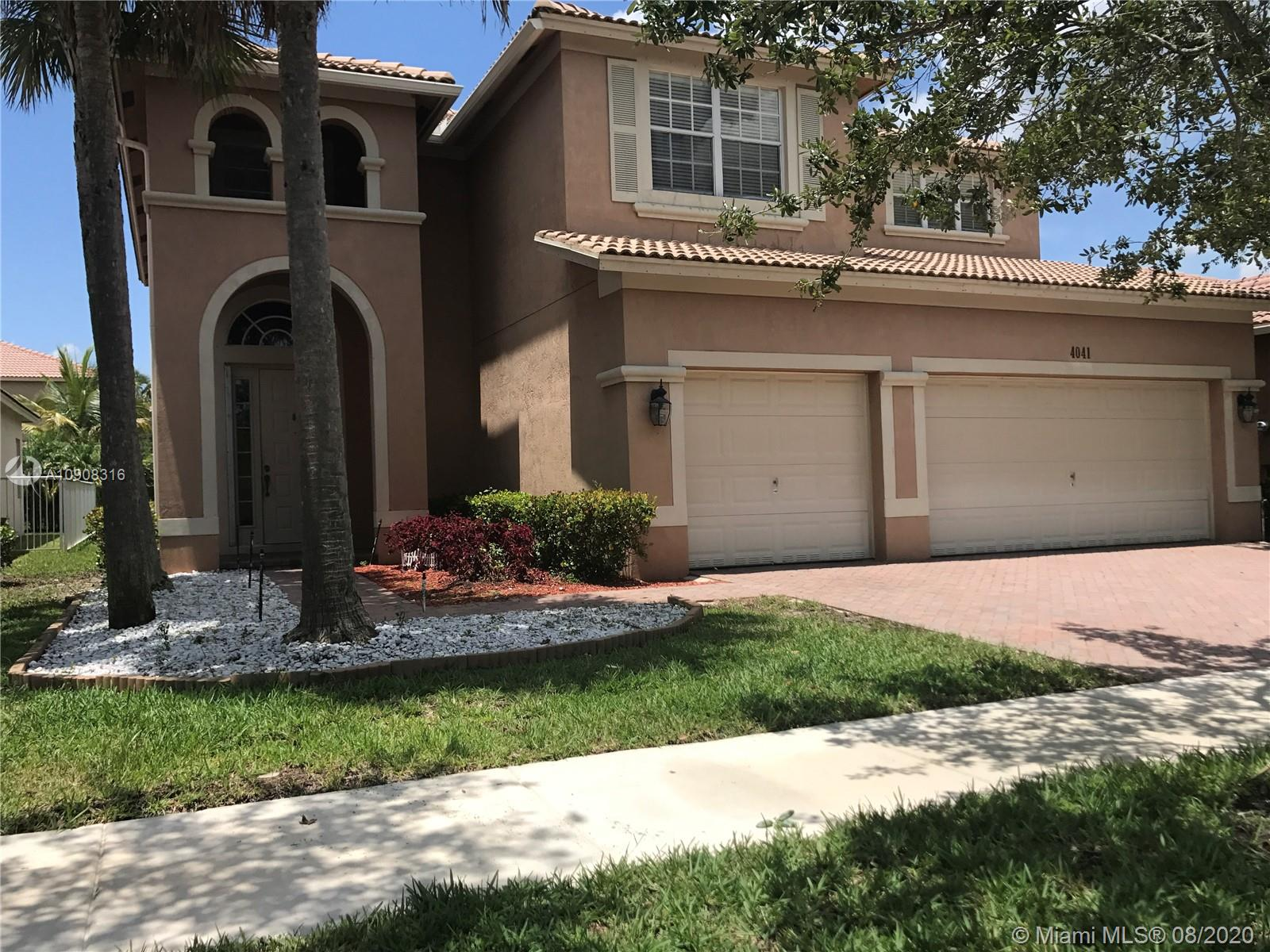 Weston - 4041 W Whitewater Ave, Weston, FL 33332