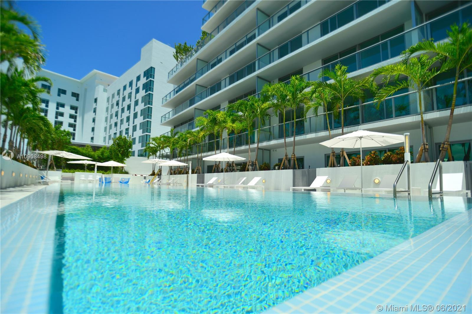 Le Parc At Brickell #705 - 1600 SW 1st Ave #705, Miami, FL 33129
