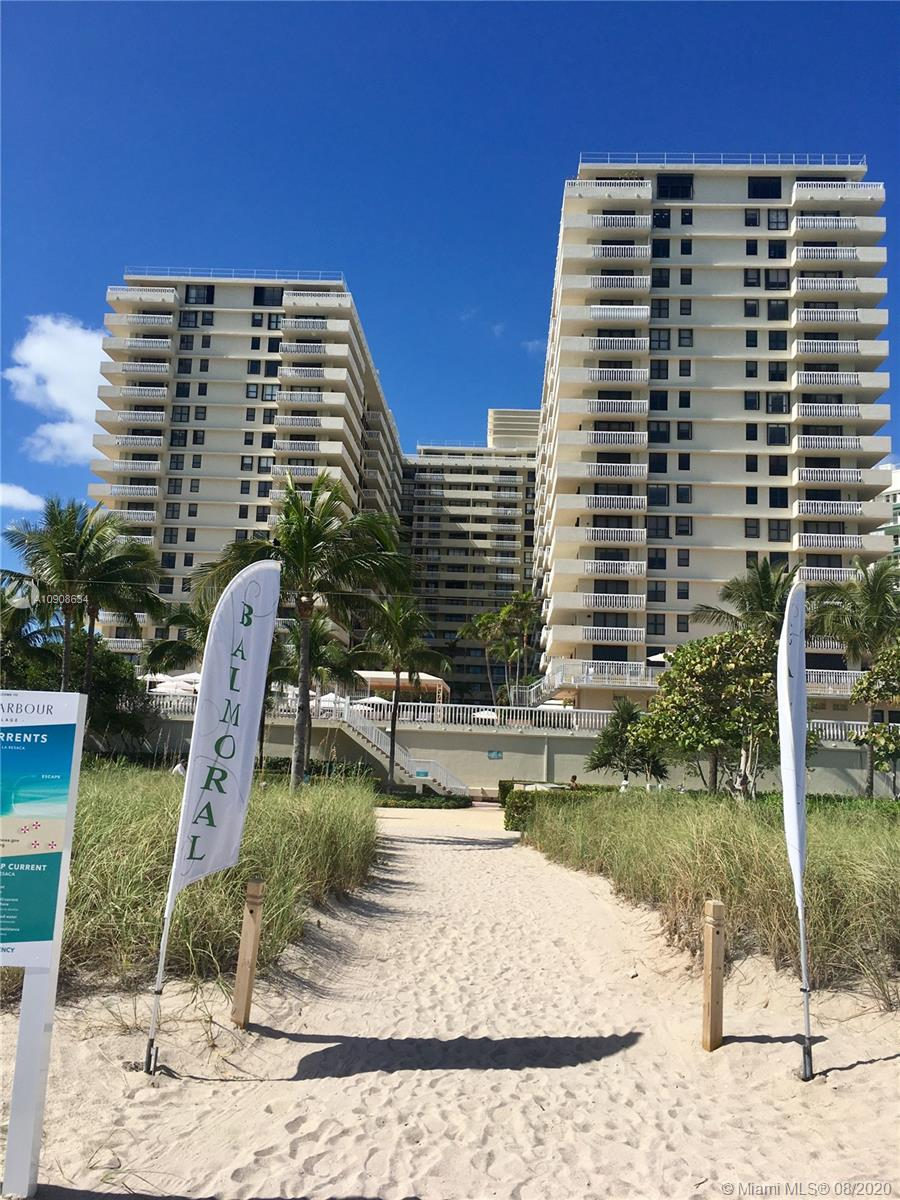 Photo of 9801 Collins Ave #20S listing for Sale