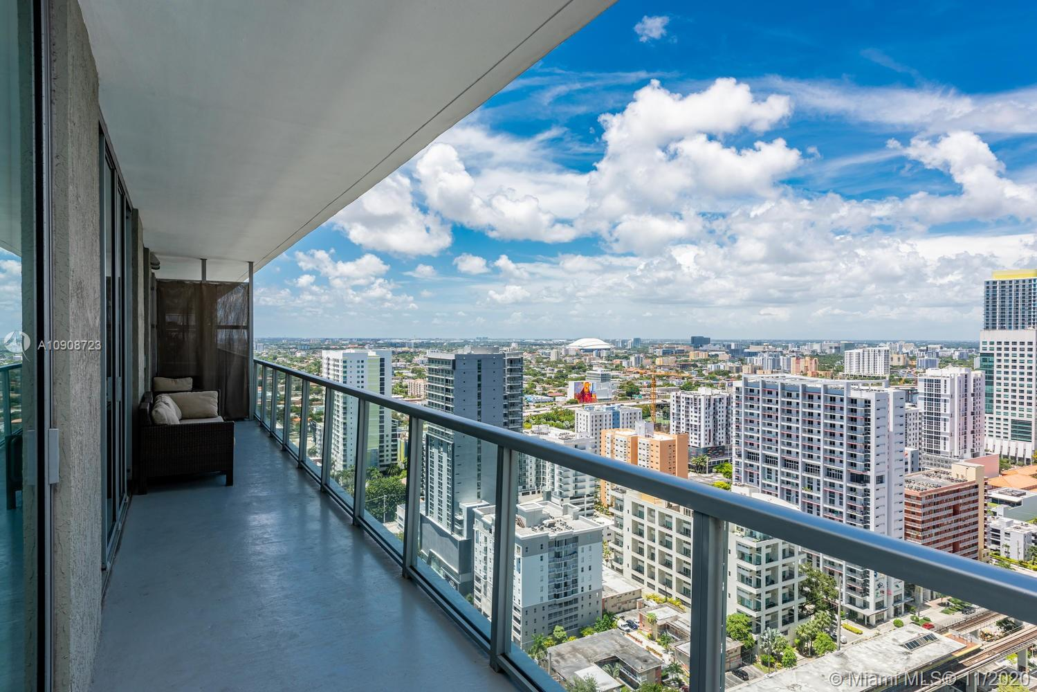 Axis on Brickell South Tower #3209-S - 79 SW 12th St #3209-S, Miami, FL 33130