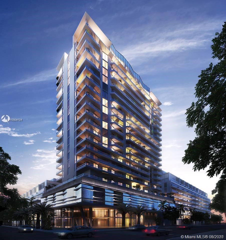 Brickell Ten #1703 - 1010 SW 2nd Ave #1703, Miami, FL 33130