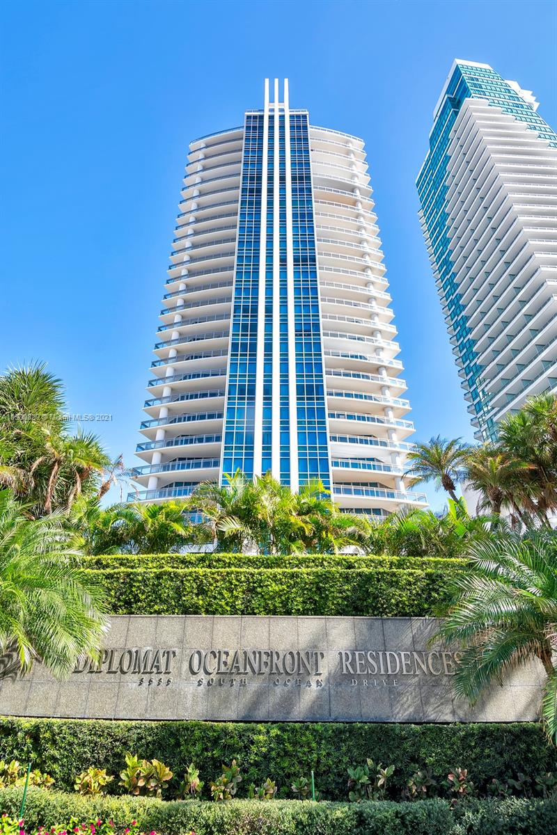 Diplomat Residences #1902 - 3535 E Ocean Dr #1902, Hollywood, FL 33019