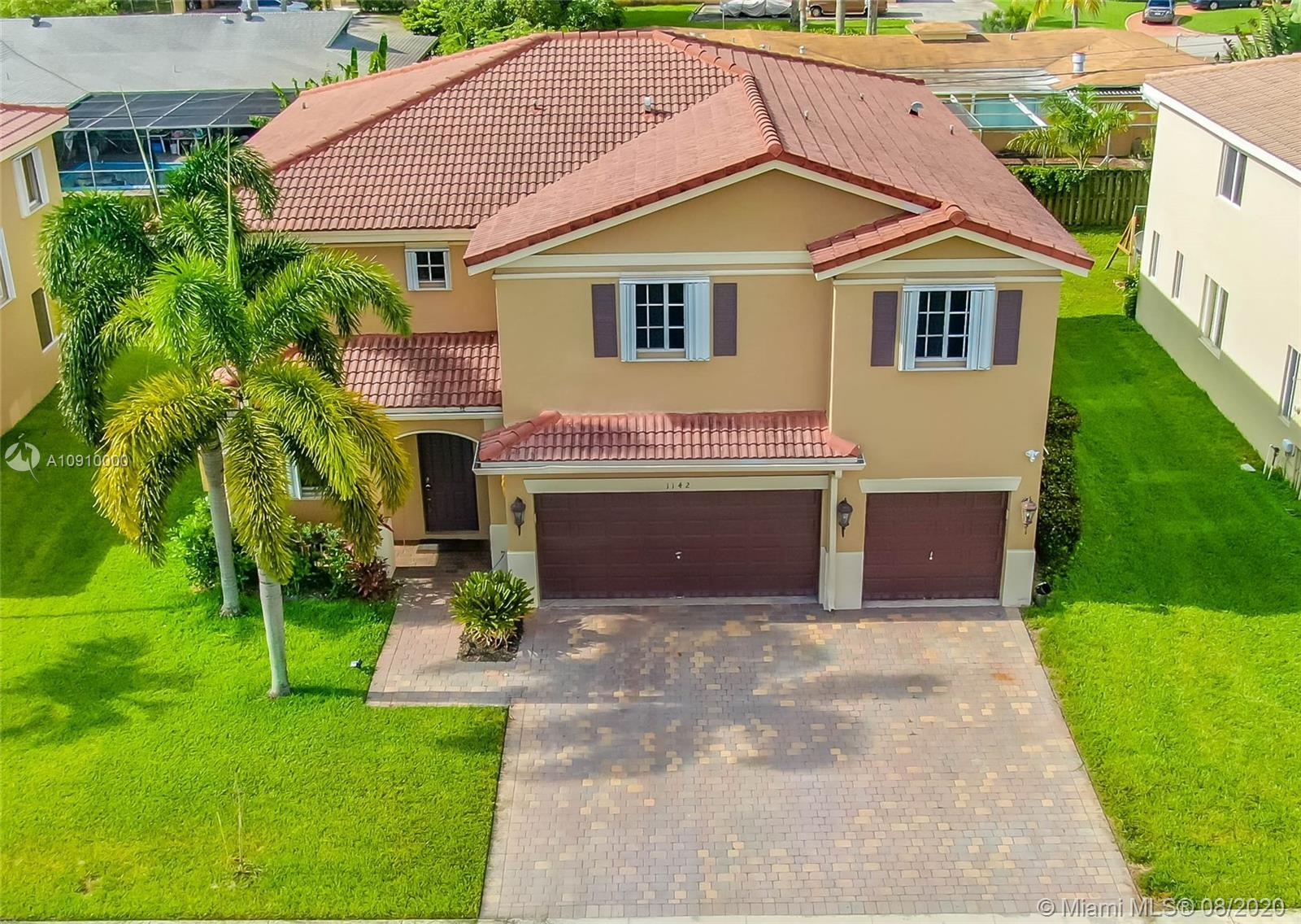 Country Club Estates - 1142 NW 204th St, Miami Gardens, FL 33169