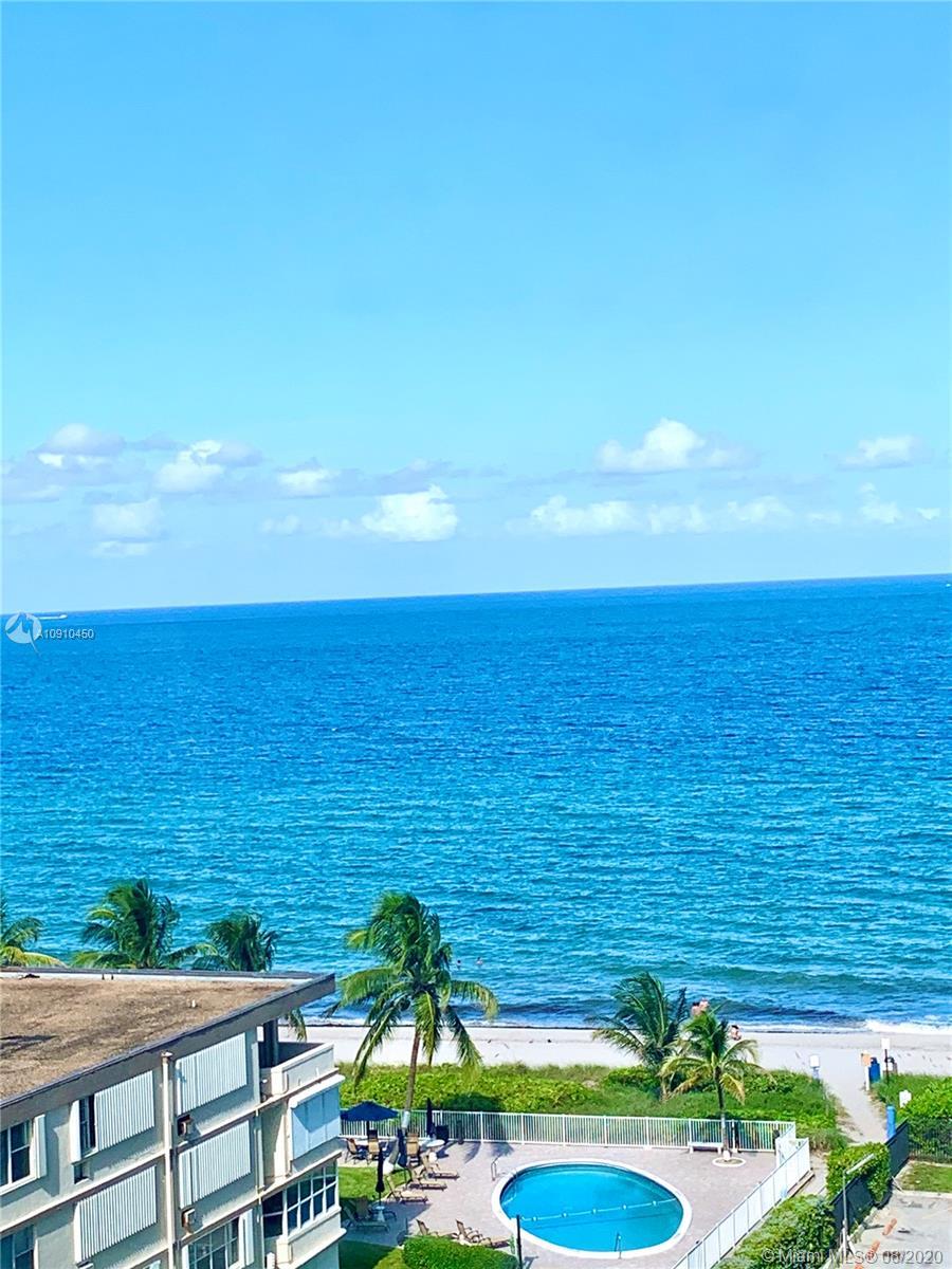 The Hemispheres One #8F - 1950 S Ocean Dr #8F, Hallandale Beach, FL 33009