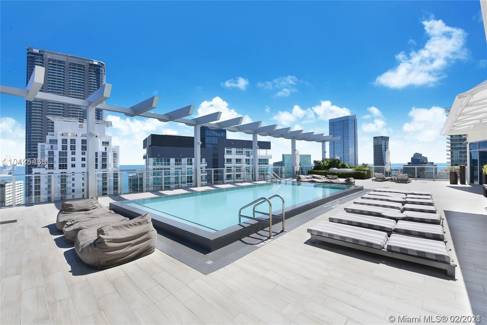 1100 Millecento #1406 - 1100 S Miami Ave #1406, Miami, FL 33130