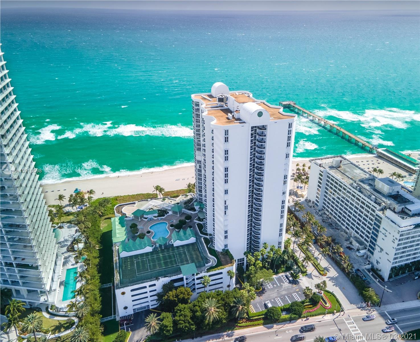 Sands Pointe #604 - 16711 Collins Ave #604, Sunny Isles Beach, FL 33160