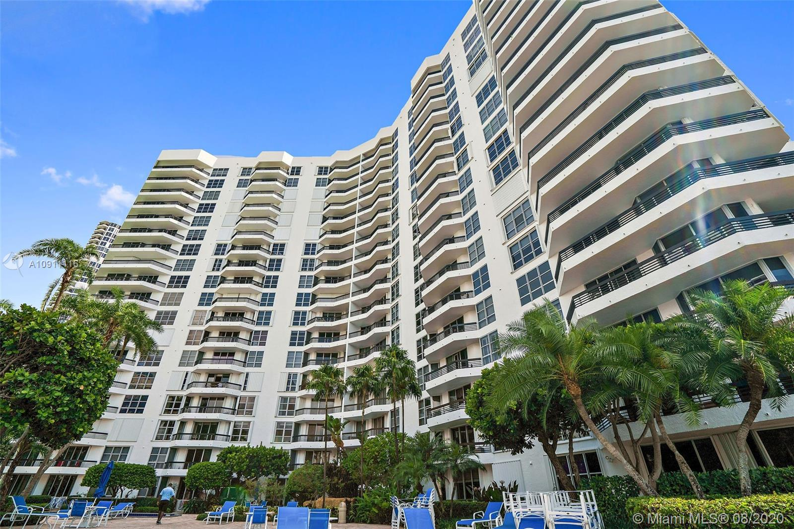 Photo of 3600 Mystic Pointe Dr #202 listing for Sale