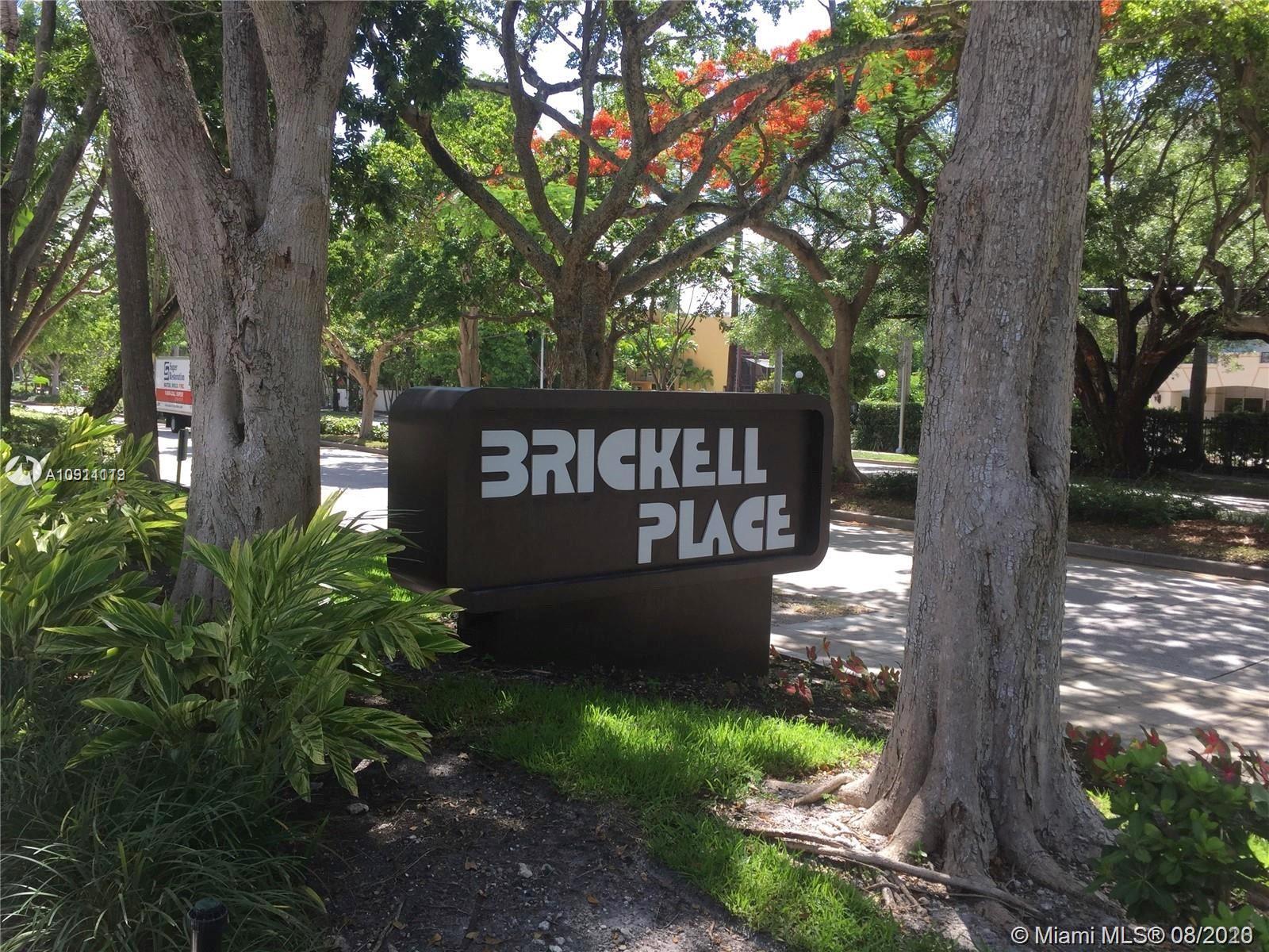 Brickell Place #C1205 photo01