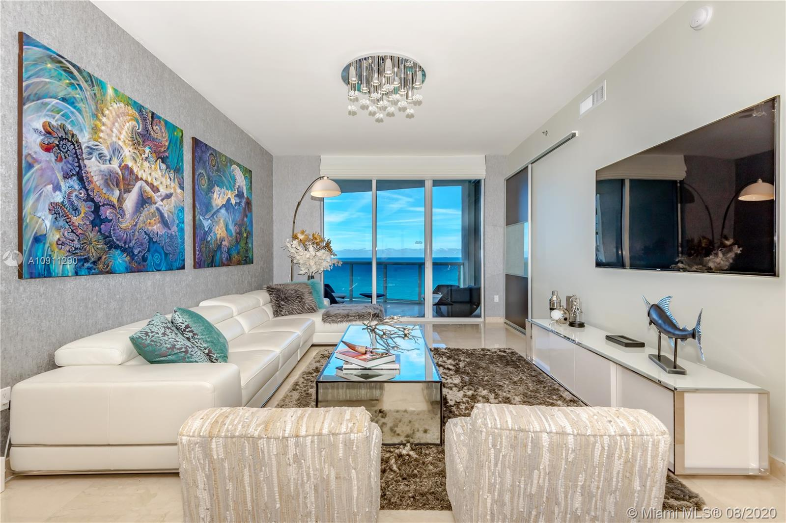 Trump Tower I #1904 - 16001 Collins Ave #1904, Sunny Isles Beach, FL 33160
