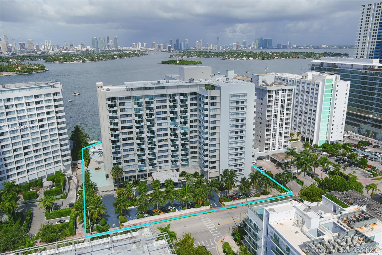 Mirador North #808 - 1200 West Ave #808, Miami Beach, FL 33139
