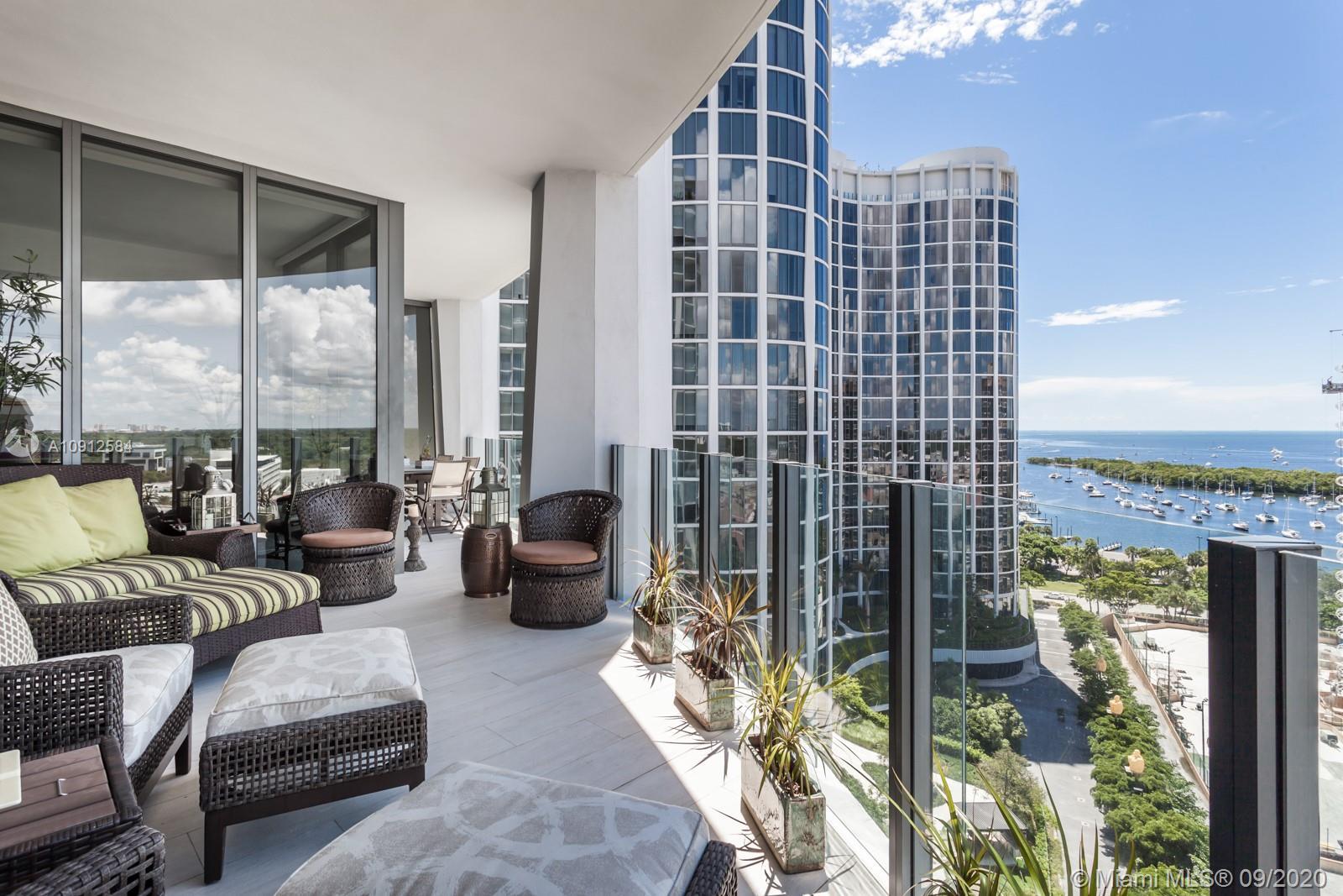 Park Grove Tower Three #1401 - 2831 S Bayshore Dr #1401, Miami, FL 33133