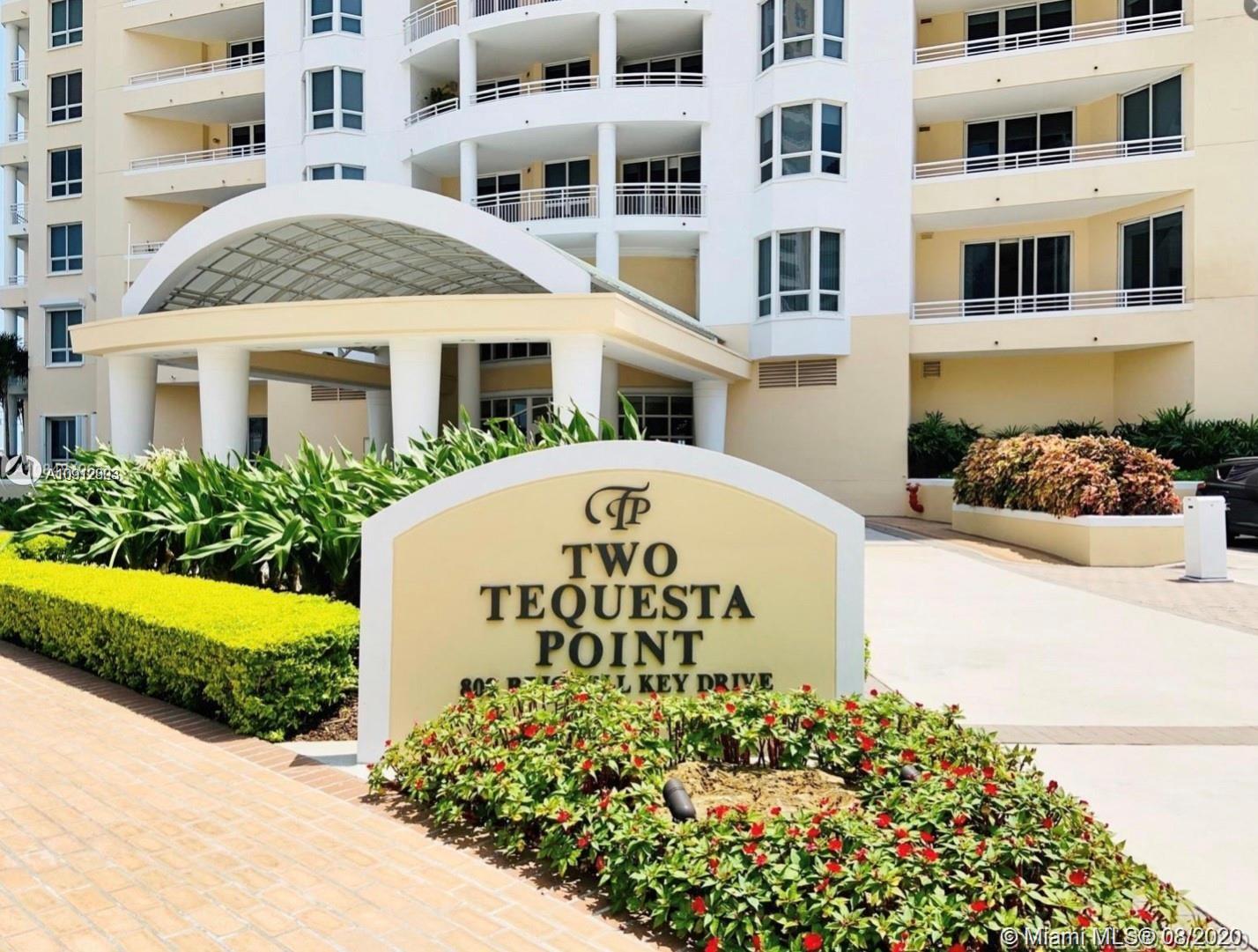 Two Tequesta Point #1003 - 808 Brickell Key Dr #1003, Miami, FL 33131