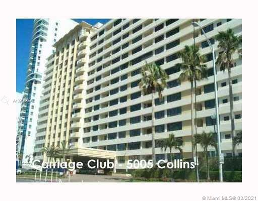 Carriage Club North Tower #1022 - 5005 COLLINS #1022, Miami Beach, FL 33140