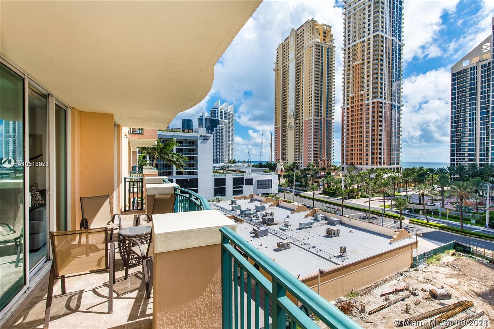 King David #703 - 17555 Atlantic Blvd #703, Sunny Isles Beach, FL 33160
