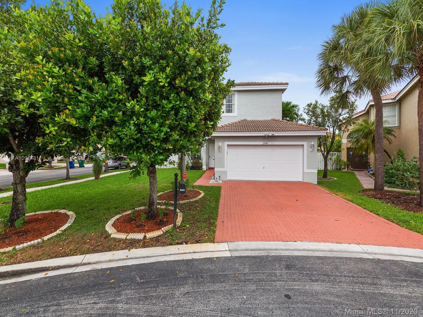 Silver Shores - 2094 SW 158th Ave, Miramar, FL 33027