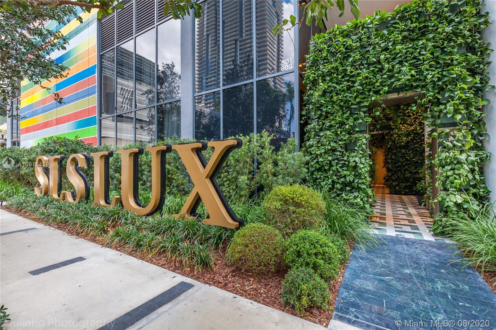 SLS Lux Brickell #1507 photo39