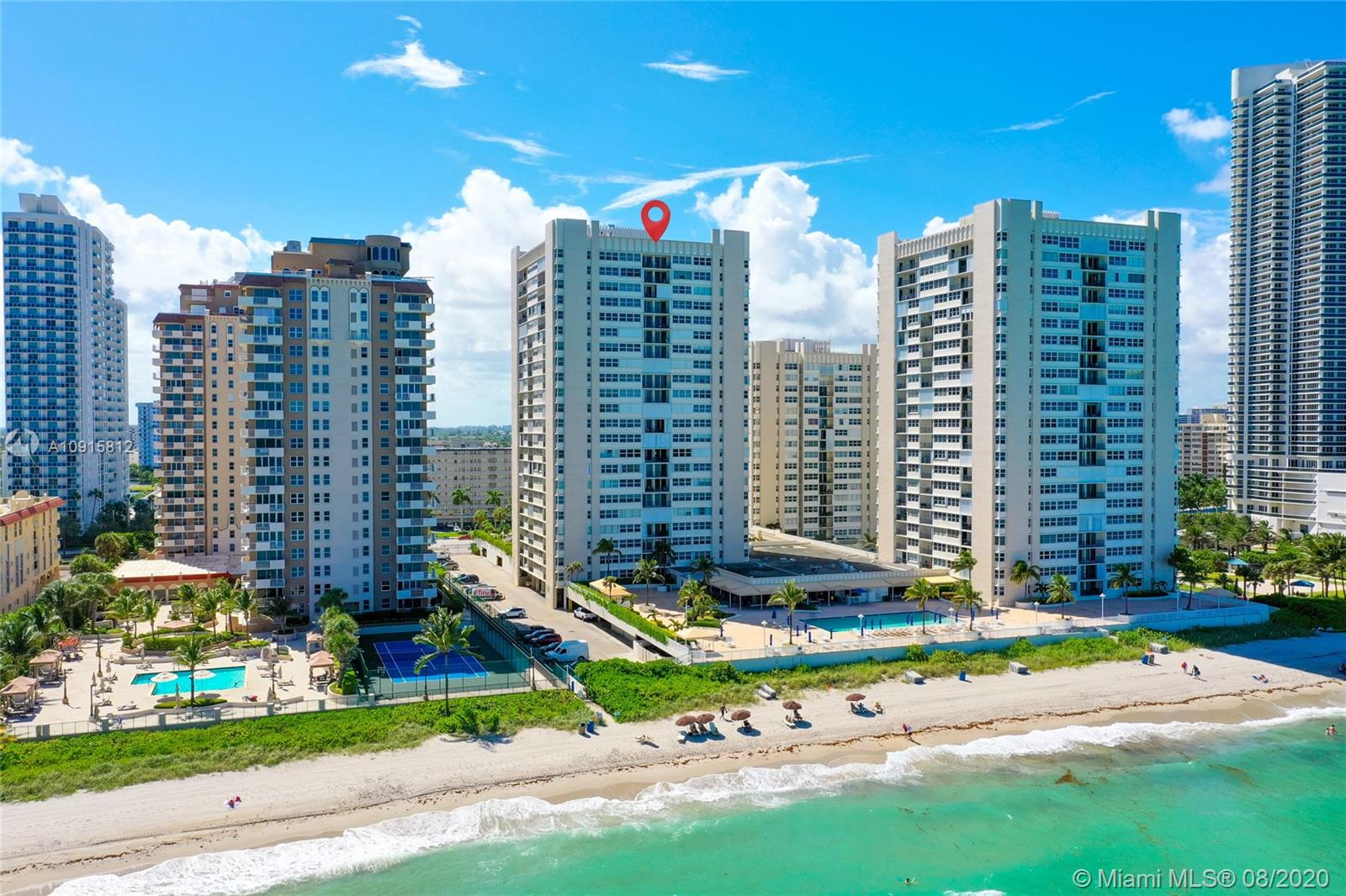La Mer South #1505 - 1904 S Ocean Dr #1505, Hallandale Beach, FL 33009