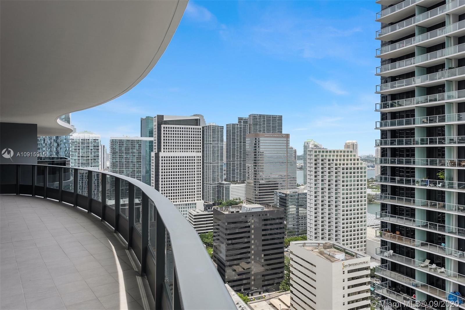 Photo of 1000 Brickell Plz #3609 listing for Sale