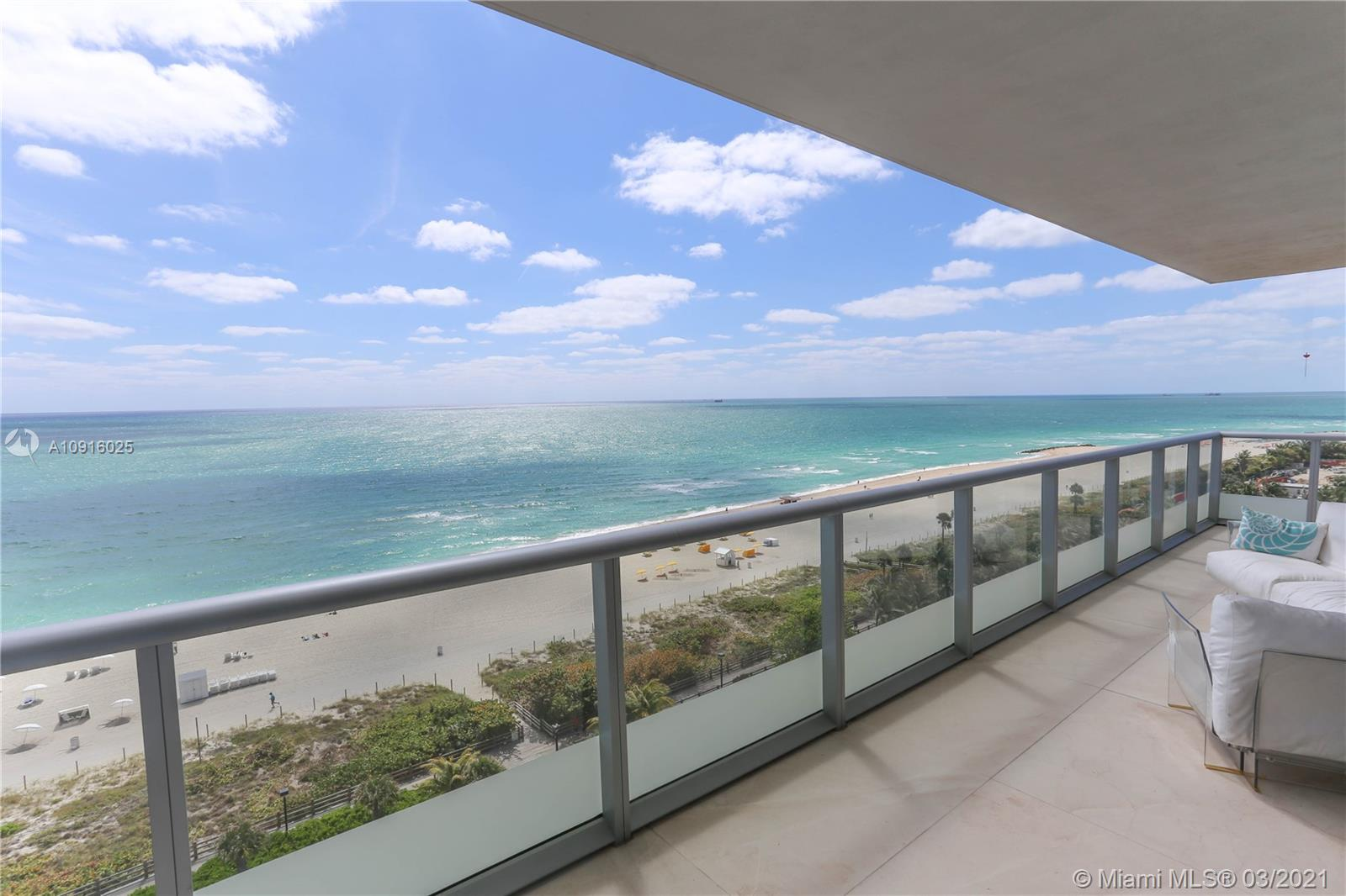 Caribbean South Tower #S-1102 - 3737 Collins Ave #S-1102, Miami Beach, FL 33140