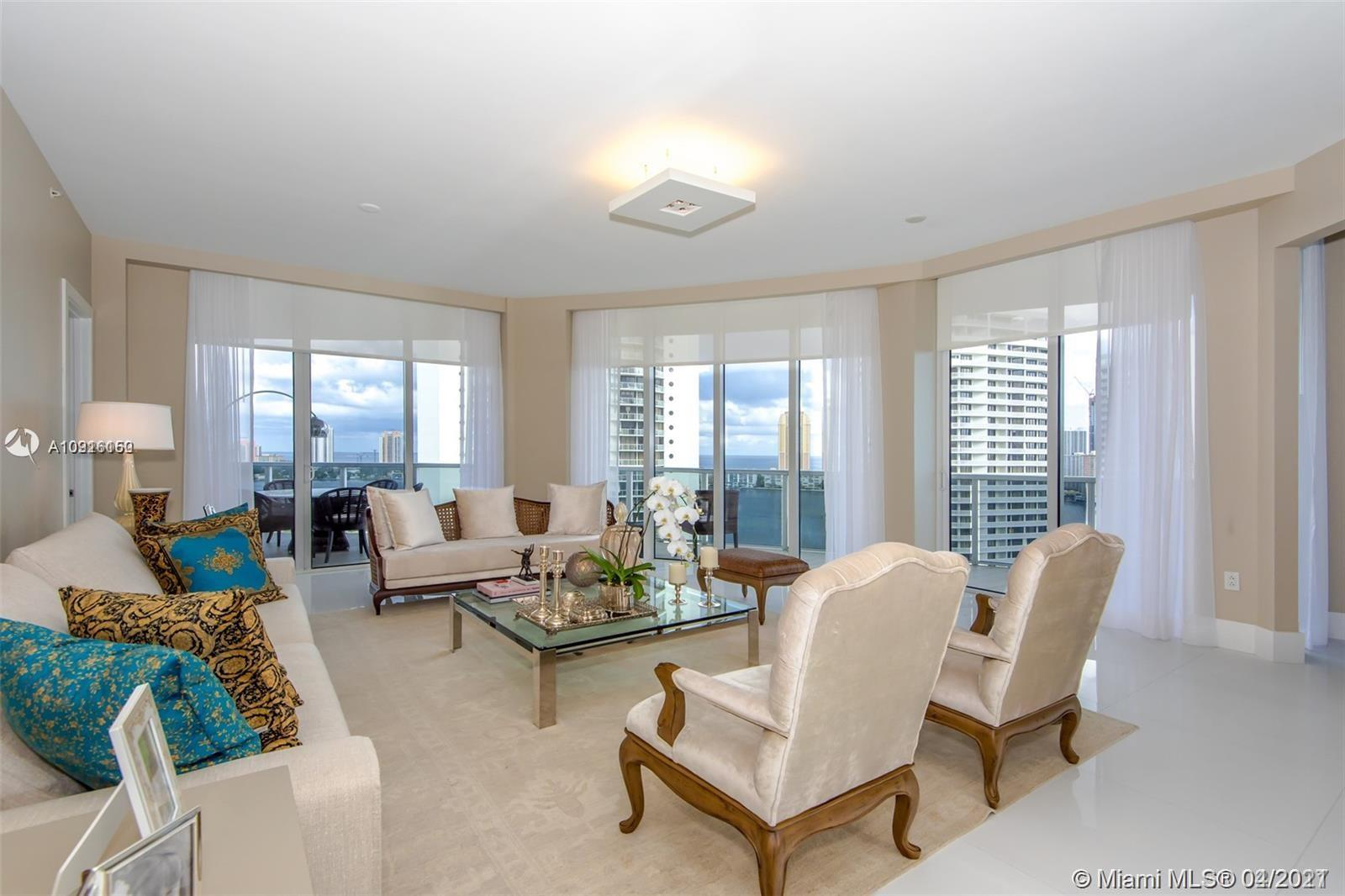 Bellini Williams Island #1802 - 4100 Island Blvd #1802, Aventura, FL 33160
