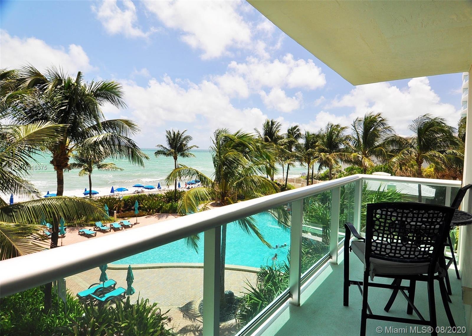Tides, South Tower #3F - 3901 S Ocean Dr #3F, Hollywood, FL 33019