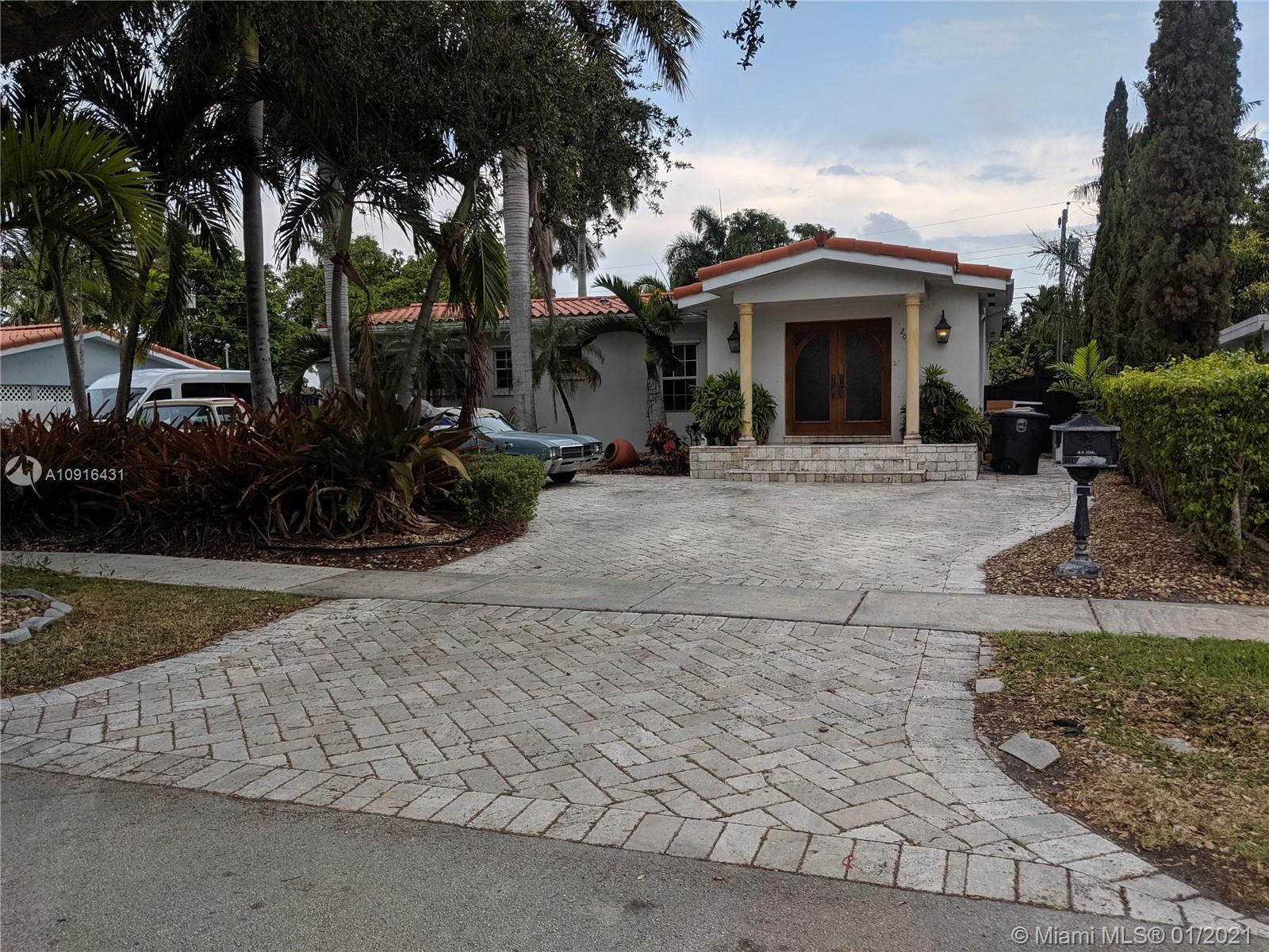 Keystone Point - 2020 Alamanda Dr, North Miami, FL 33181