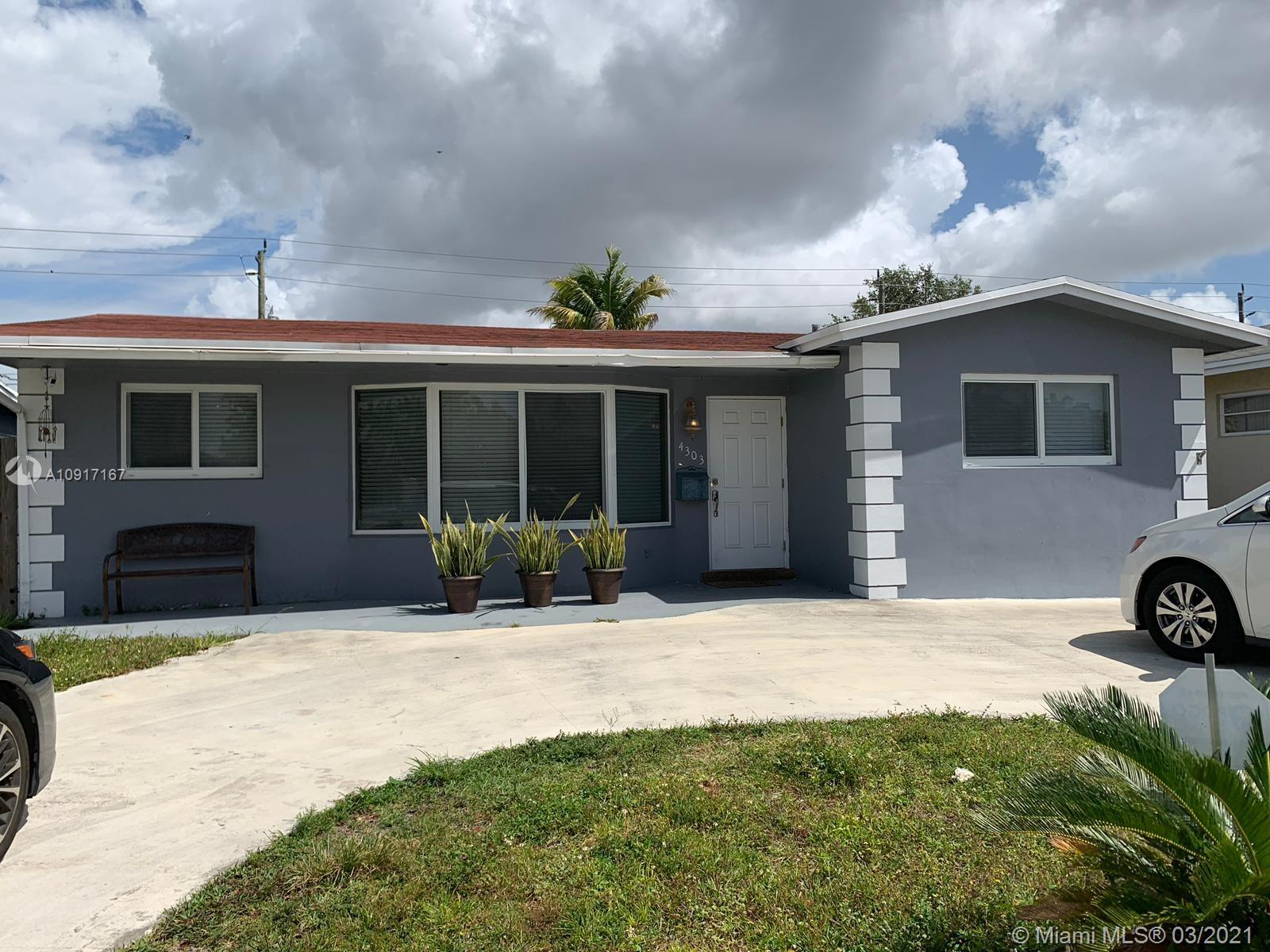 Hollywood Hills - 4303 Hayes St, Hollywood, FL 33021