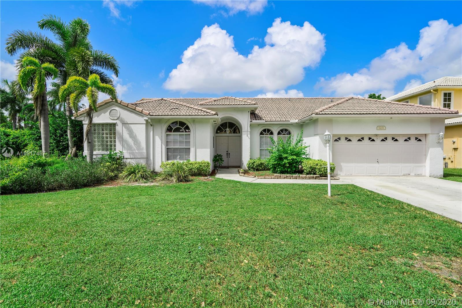 Property for sale at 9251 NW 42nd Ct, Coral Springs,  Florida 33065