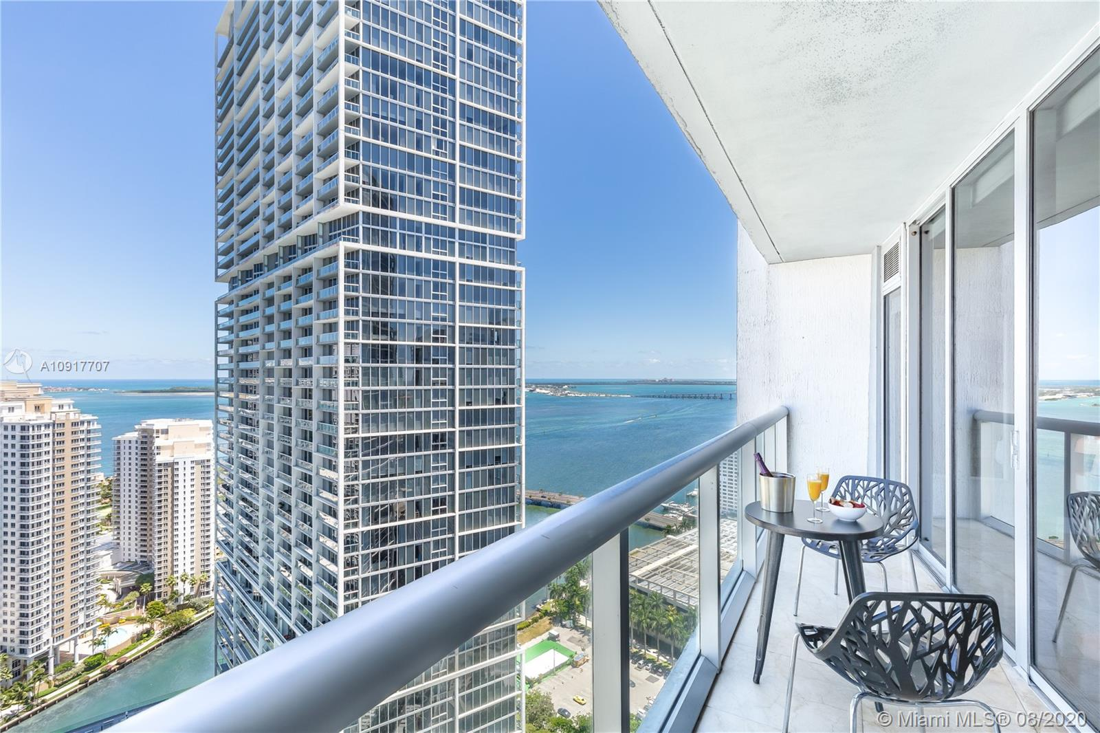 Photo of 485 Brickell Ave #3501 listing for Sale