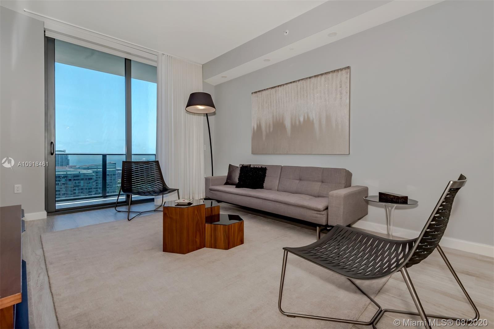 Brickell Heights West Tower #4205 - 55 SW 9th St #4205, Miami, FL 33130