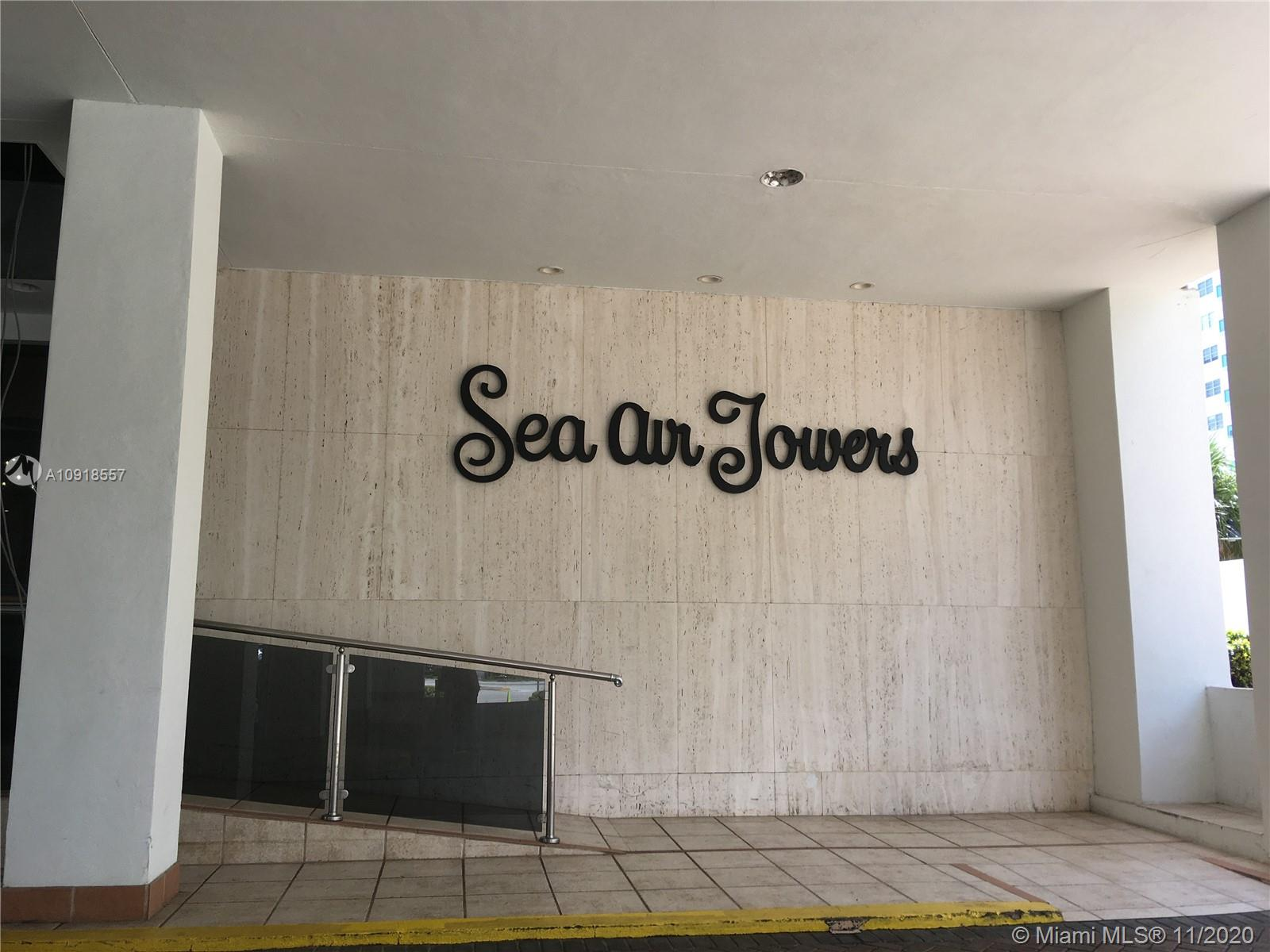 Sea Air Towers #817 photo05