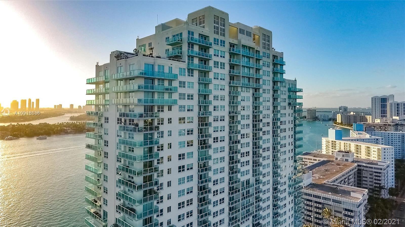 The Floridian #3110 - 650 West Av #3110, Miami Beach, FL 33139
