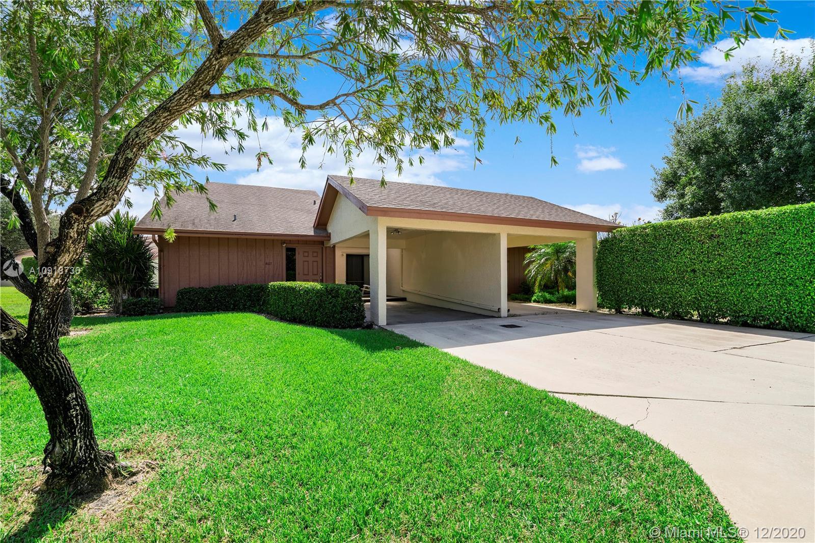 Property for sale at 4611 Tamarind Cir Unit: 4611, Coconut Creek,  Florida 33063
