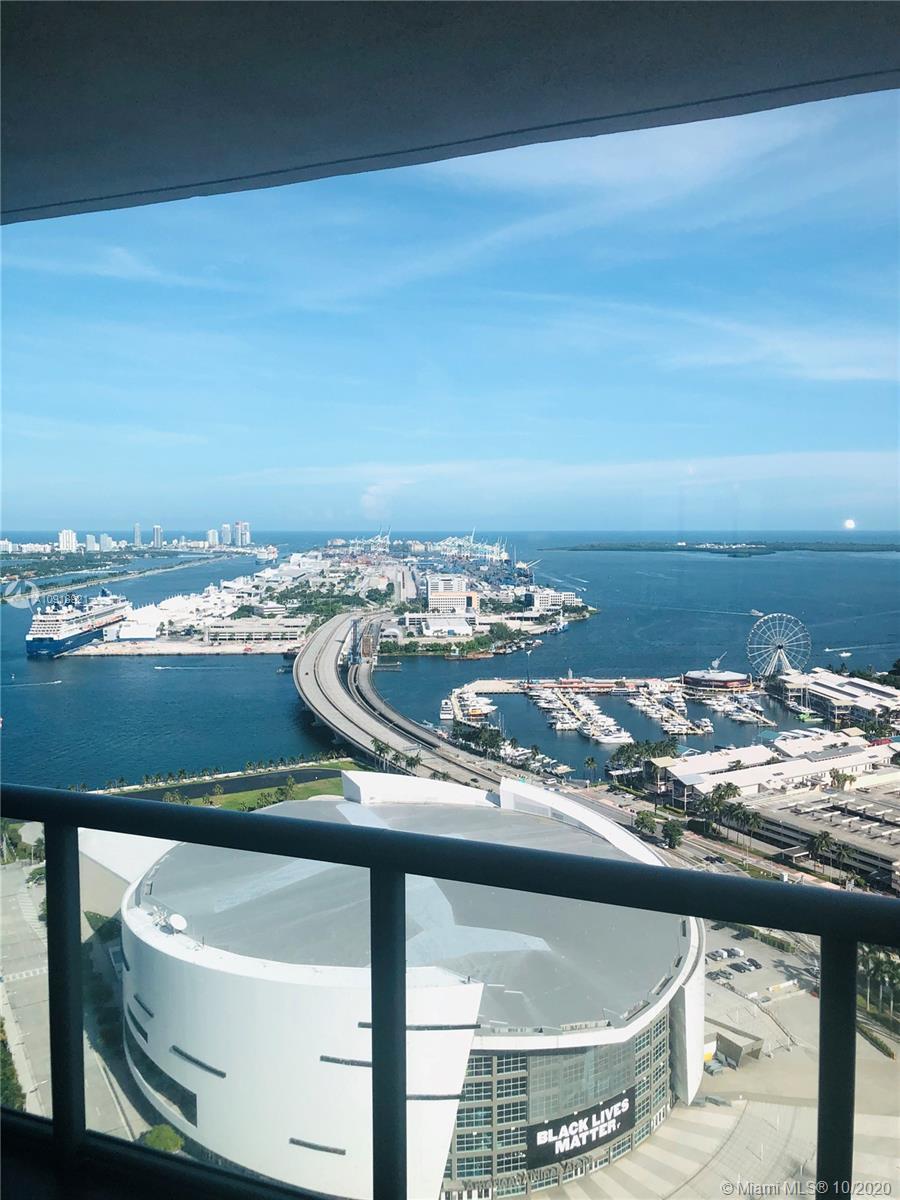 Marina Blue #4105 - 888 Biscayne Blvd #4105, Miami, FL 33132