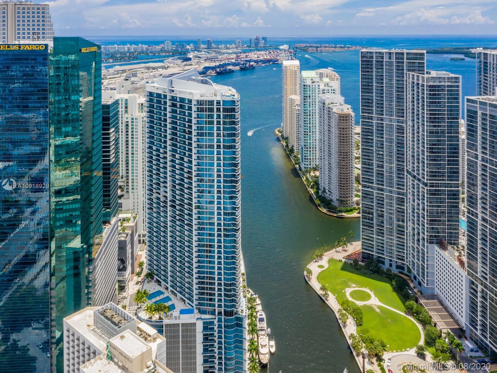 Epic Residences #3608 - 200 Biscayne Boulevard Way #3608, Miami, FL 33131